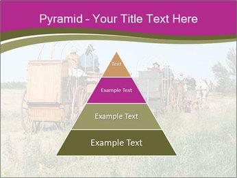 Kansas Cattle Drive Chuck PowerPoint Template - Slide 30