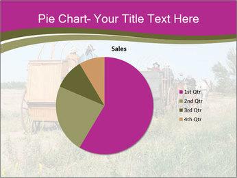 Kansas Cattle Drive Chuck PowerPoint Template - Slide 36