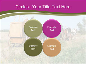 Kansas Cattle Drive Chuck PowerPoint Template - Slide 38