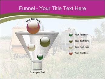 Kansas Cattle Drive Chuck PowerPoint Template - Slide 63