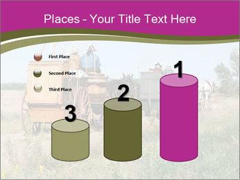 Kansas Cattle Drive Chuck PowerPoint Template - Slide 65