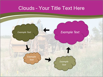 Kansas Cattle Drive Chuck PowerPoint Template - Slide 72