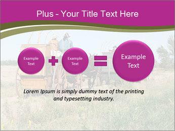 Kansas Cattle Drive Chuck PowerPoint Template - Slide 75