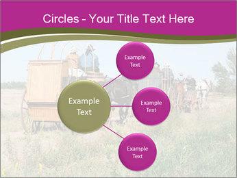 Kansas Cattle Drive Chuck PowerPoint Template - Slide 79