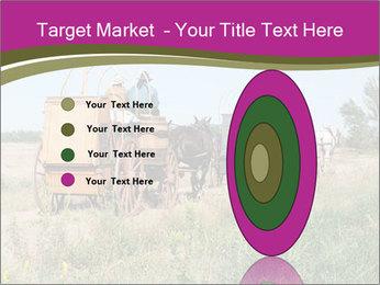 Kansas Cattle Drive Chuck PowerPoint Template - Slide 84