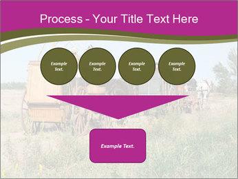 Kansas Cattle Drive Chuck PowerPoint Template - Slide 93