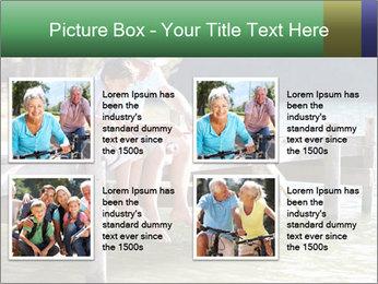 Senior man PowerPoint Template - Slide 14