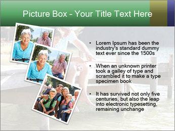 Senior man PowerPoint Template - Slide 17