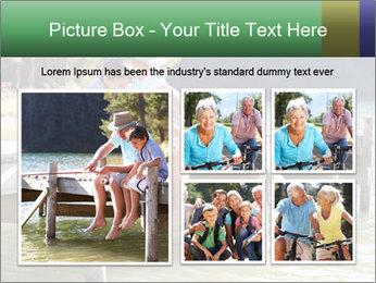 Senior man PowerPoint Template - Slide 19