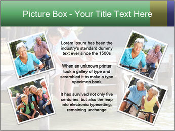 Senior man PowerPoint Template - Slide 24