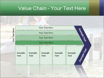 Senior man PowerPoint Template - Slide 27