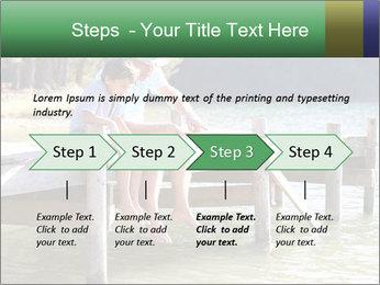 Senior man PowerPoint Template - Slide 4