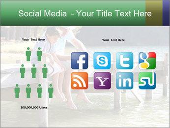 Senior man PowerPoint Template - Slide 5
