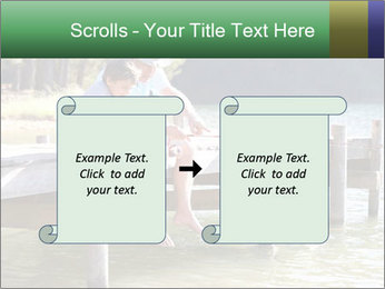 Senior man PowerPoint Template - Slide 74