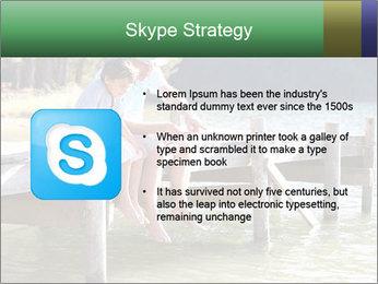 Senior man PowerPoint Template - Slide 8