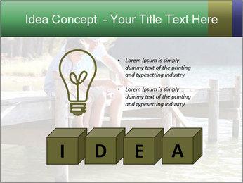 Senior man PowerPoint Template - Slide 80