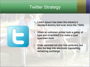 Senior man PowerPoint Template - Slide 9