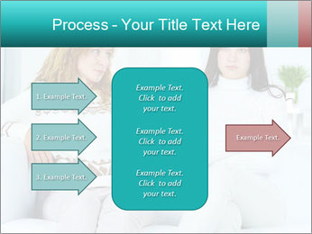 Photo of pretty woman PowerPoint Template - Slide 85