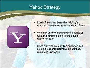 Senior woman PowerPoint Template - Slide 11