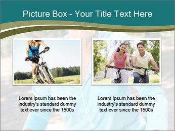 Senior woman PowerPoint Template - Slide 18