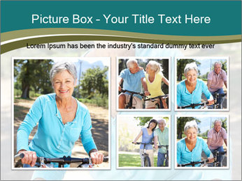 Senior woman PowerPoint Template - Slide 19