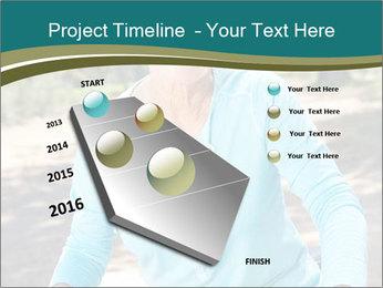 Senior woman PowerPoint Template - Slide 26