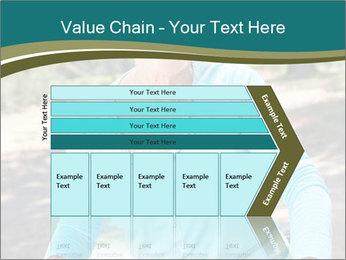 Senior woman PowerPoint Template - Slide 27