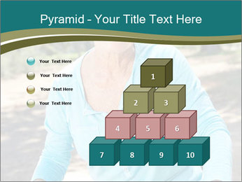 Senior woman PowerPoint Template - Slide 31