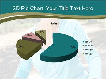 Senior woman PowerPoint Template - Slide 35