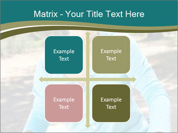 Senior woman PowerPoint Template - Slide 37