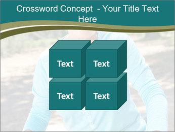 Senior woman PowerPoint Template - Slide 39