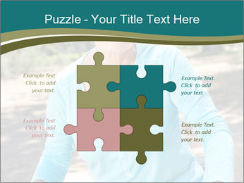 Senior woman PowerPoint Template - Slide 43