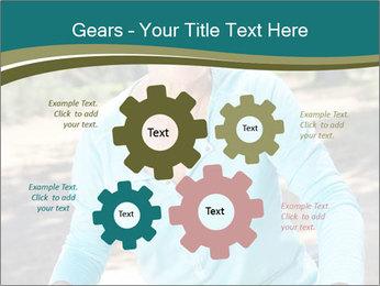 Senior woman PowerPoint Template - Slide 47