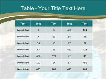 Senior woman PowerPoint Template - Slide 55