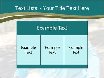 Senior woman PowerPoint Template - Slide 59