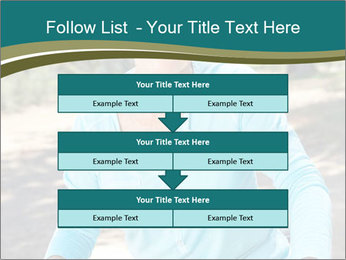 Senior woman PowerPoint Template - Slide 60