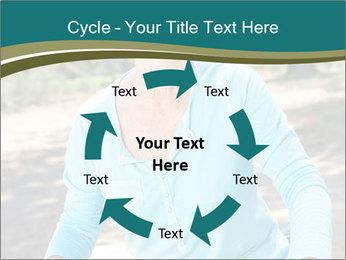 Senior woman PowerPoint Template - Slide 62