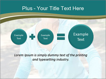 Senior woman PowerPoint Template - Slide 75