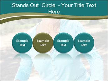 Senior woman PowerPoint Template - Slide 76