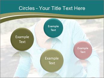 Senior woman PowerPoint Template - Slide 77