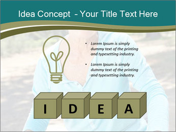 Senior woman PowerPoint Template - Slide 80