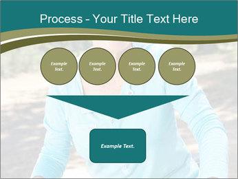 Senior woman PowerPoint Template - Slide 93