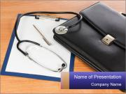 Phonendoscope PowerPoint Templates