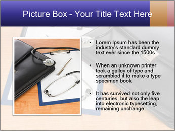 Phonendoscope PowerPoint Template - Slide 13
