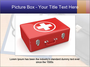 Phonendoscope PowerPoint Template - Slide 15