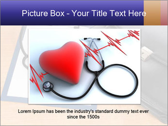 Phonendoscope PowerPoint Template - Slide 16