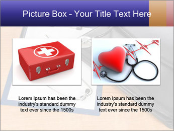 Phonendoscope PowerPoint Template - Slide 18