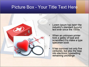 Phonendoscope PowerPoint Template - Slide 20