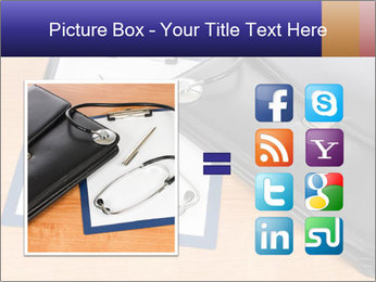 Phonendoscope PowerPoint Template - Slide 21