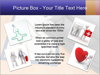 Phonendoscope PowerPoint Template - Slide 24